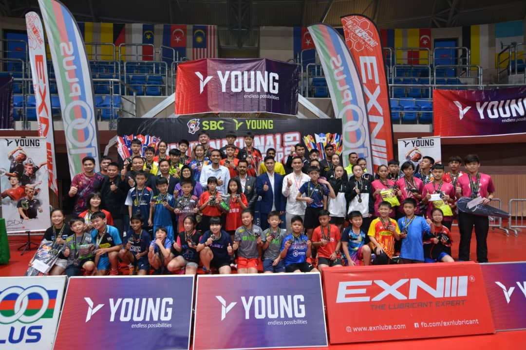 SBC Young International Badminton 2019